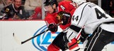 Penalty Minutes: Sharp latest Blackhawk to heat up, Hurricanes struggling; more