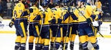 Preds within shouting distance of playoffs at Olympic break