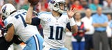 Titans take field for first time under Whisenhunt