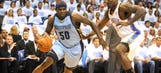 Grizzlies' Randolph suspended for Game 7 after punching Adams