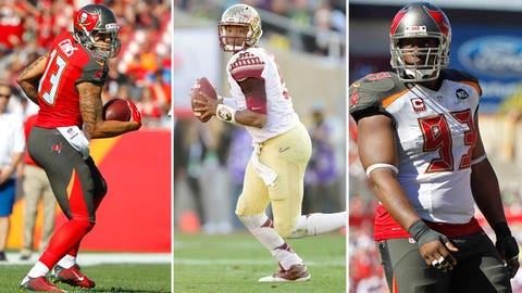 The lowly Bucs will make a 7-victory jump in 2015
