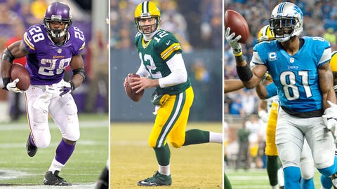 The NFC North will have three clubs of 10-plus victories