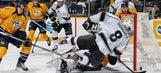 Predators stun Kings with last-minute goal