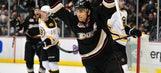 Ducks top Bruins as hot streak continues