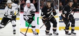 Kings' Doughty, Carter, Ducks' Getzlaf, Perry make Team Canada