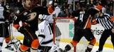 Ducks rally past Kings in Stadium Series prelude