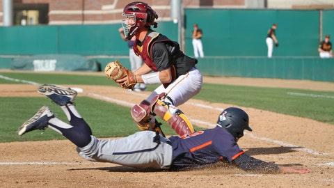 Gallery: USC baseball falls to Pepperdine