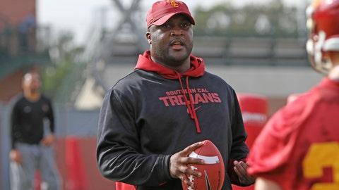 San Jose State: Tee Martin, USC offensive coordinator