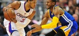 5 things: Clippers down testy Warriors