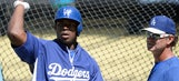 Dodgers manager Mattingly challenges Puig to be less reactive