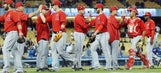 Mike Scioscia, Angels face tough decisions as final cuts loom