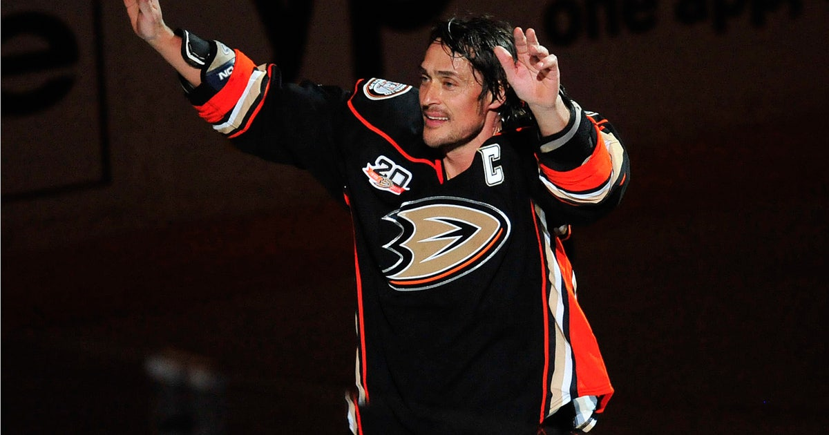 The NHL Centennial Truck Tour is stopping in Anaheim with Teemu Selanne (!)