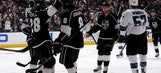 Big third period helps Kings beat Sharks to force Game 7
