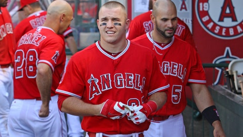 12. Los Angeles Angels