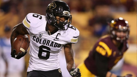 Colorado WR Paul Richardson Jr.: Seahawks (2nd Round, 45th overall)