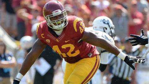 USC LB Devon Kennard; Giants (5th Round, 174th overall)