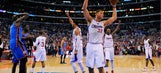Ryan Hollins blog: Playoffs