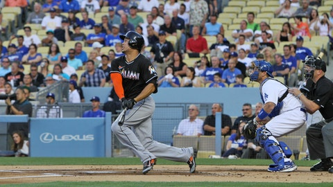 Gallery: Marlins crush Dodgers