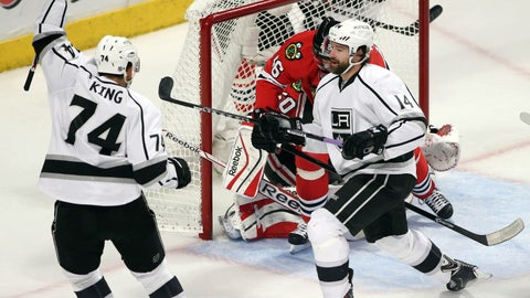 Western Conference Final: Game 2 vs. Chicago