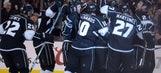 Kings: 'Definitely lost some hair' over Game 1 win vs. Rangers