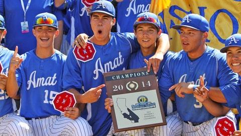 Gallery: CIF-SS baseball championships