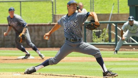 UC Irvine RHP Andrew Morales; Cardinals (Competitive Balance Round B, 71st overall)