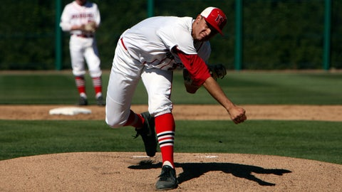 Harvard Westlake HS RHP Jack Flaherty; Cardinals (1st Round, 34th overall)
