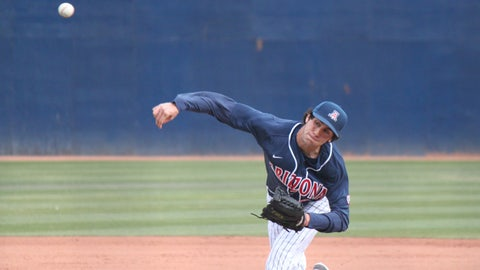 Embry-Riddle (Florida) RHP Daniel Poncedeleon; Cardinals (9th Round, 285th overall)