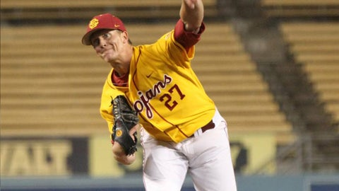 USC LHP Bobby Wheatley; Blue Jays (26th Round, 774th overall)