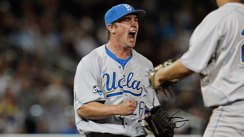 UCLA P David Berg; Rangers (17th Round, 516th overall)
