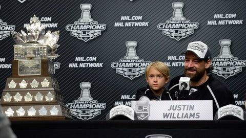NHL - 5. Justin Williams
