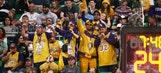 Ranking the NBA's five best fan bases
