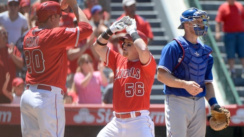 Four Angels rookies essential for run at AL West title