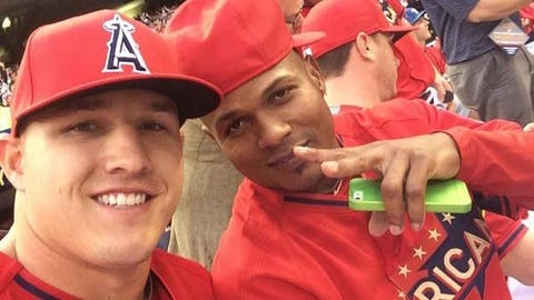 Angels at All-Star Game