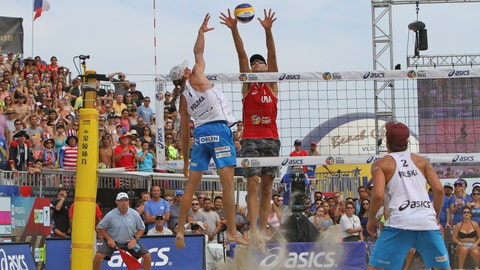 American Sweep at WSOBV
