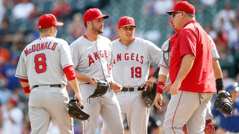 The BULLPEN proved to be one of the best in the majors