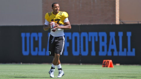 Gallery: UCLA practice action