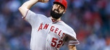 Angels, Shoemaker complete sweep of Boston with 2-0 victory