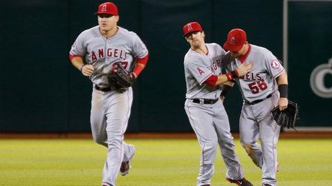 1. Los Angeles Angels