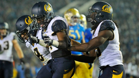 Prediction: UCLA 38, Cal 45