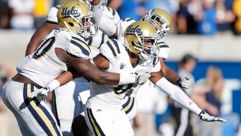 Prediction: UCLA 49, Colorado 21