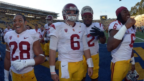 Prediction: USC 44, Cal, 28