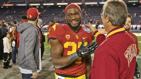 USC RB Buck Allen; Ravens (4th Round, 125th overall)