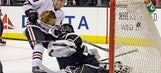 Kings' offense comes to life, but still not enough to beat Blackhawks