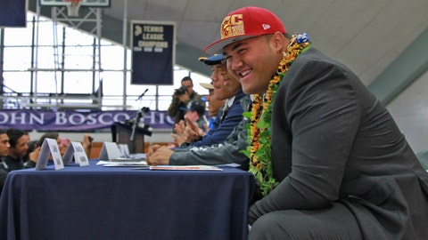 Five-star finish for USC