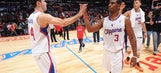 Clippers thriving despite injuries