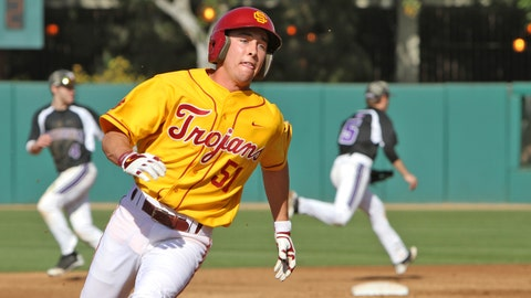 Gallery: USC sweeps Northwestern