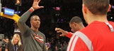 Gallery: Lakers thumped by Rockets