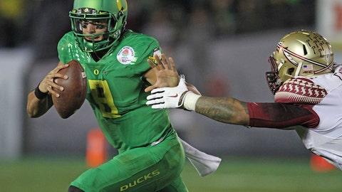 Ducks dominate Noles in Rose Bowl win