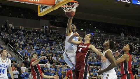 UCLA knocks off Stanford